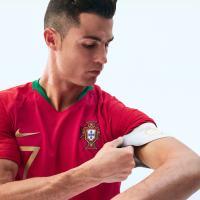Top fem fodboldtrøjer ved VM 2018