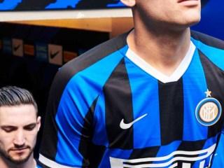 Nike Inter Milan 2019/20 Hjemmebanetrøje 9