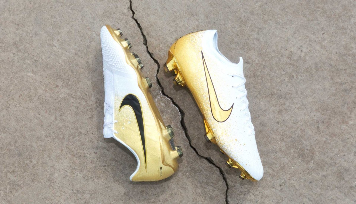 "Nike lancerer Limited-Edition ""Euphoria Gold"" Pack"
