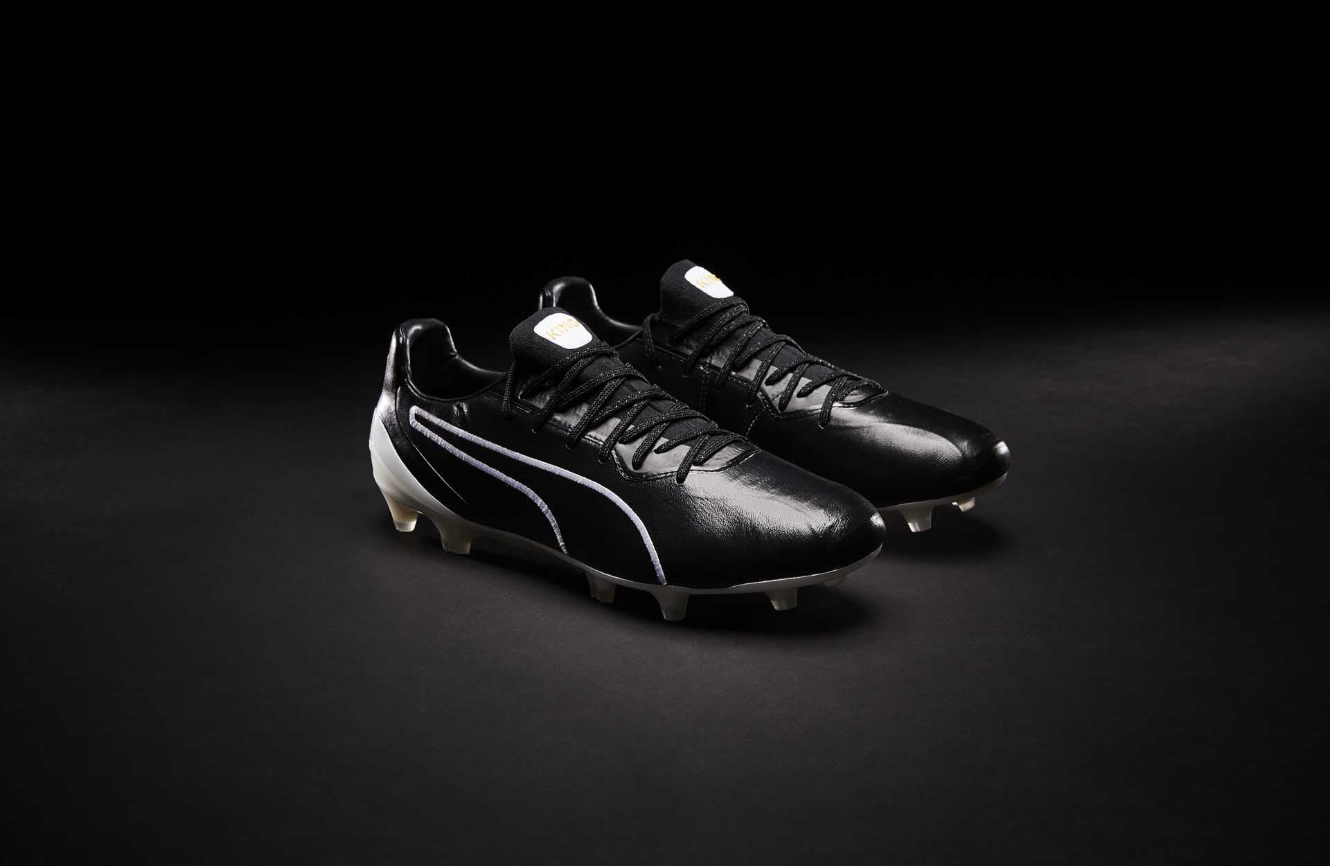 Puma lancerer Romelu Lukaku Limited Edition King Platinum støvle 2
