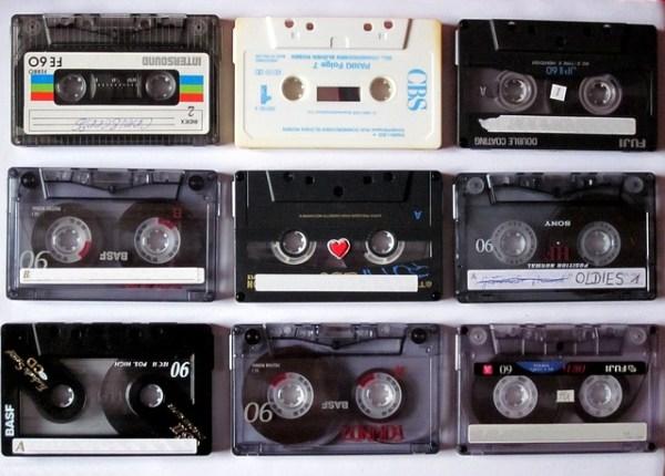 Music Cassette Cassette Mc Music  - pixelheart / Pixabay