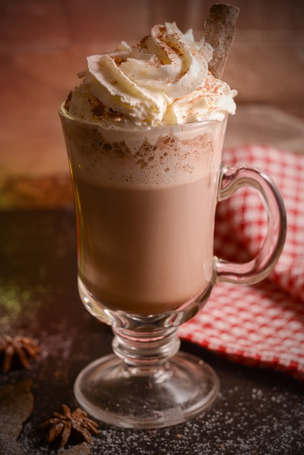 Coffee Drink Beverage Cream  - Red_Kettle / Pixabay