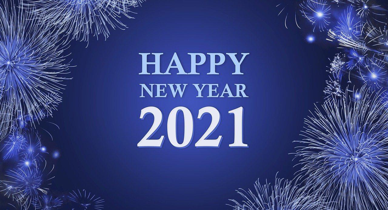 Happy New Year New Year New Year Day  - MAKY_OREL / Pixabay