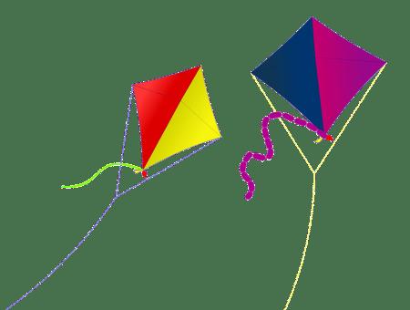 Kite Kites Fun Summer Sky Outdoor  - basker_dhandapani / Pixabay