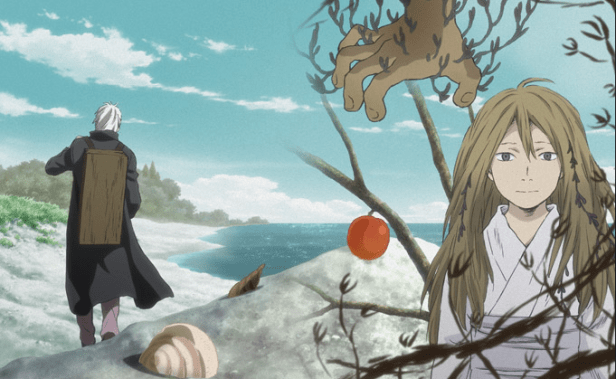 Mushishi Next Chapter Website Pic
