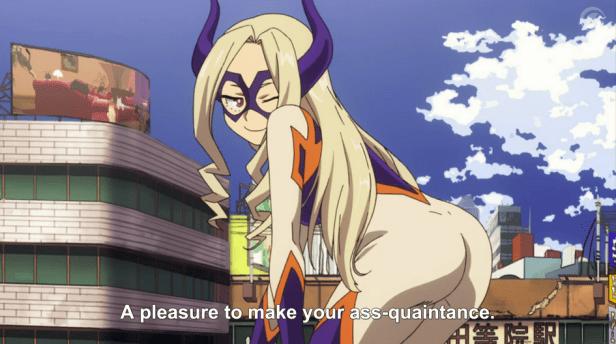 Ass-Quaintance