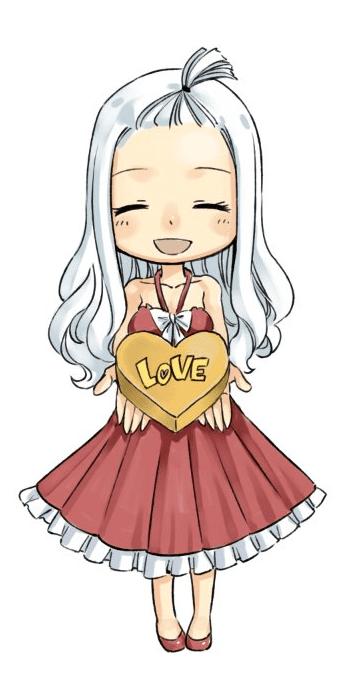 Fairy Tail Valentine
