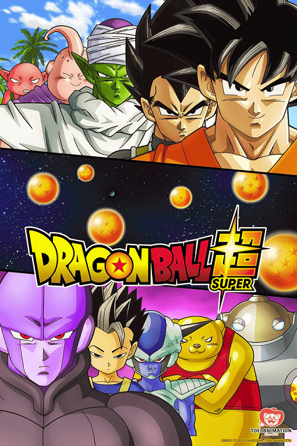 Dragon Ball Super Streaming Pic