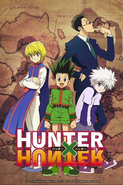 Hunter x Hunter Streaming Pic