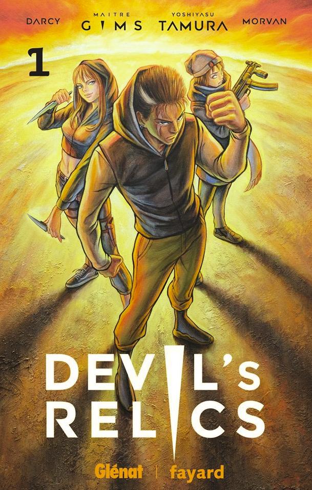 Devil's Relics Volume 1 Cover