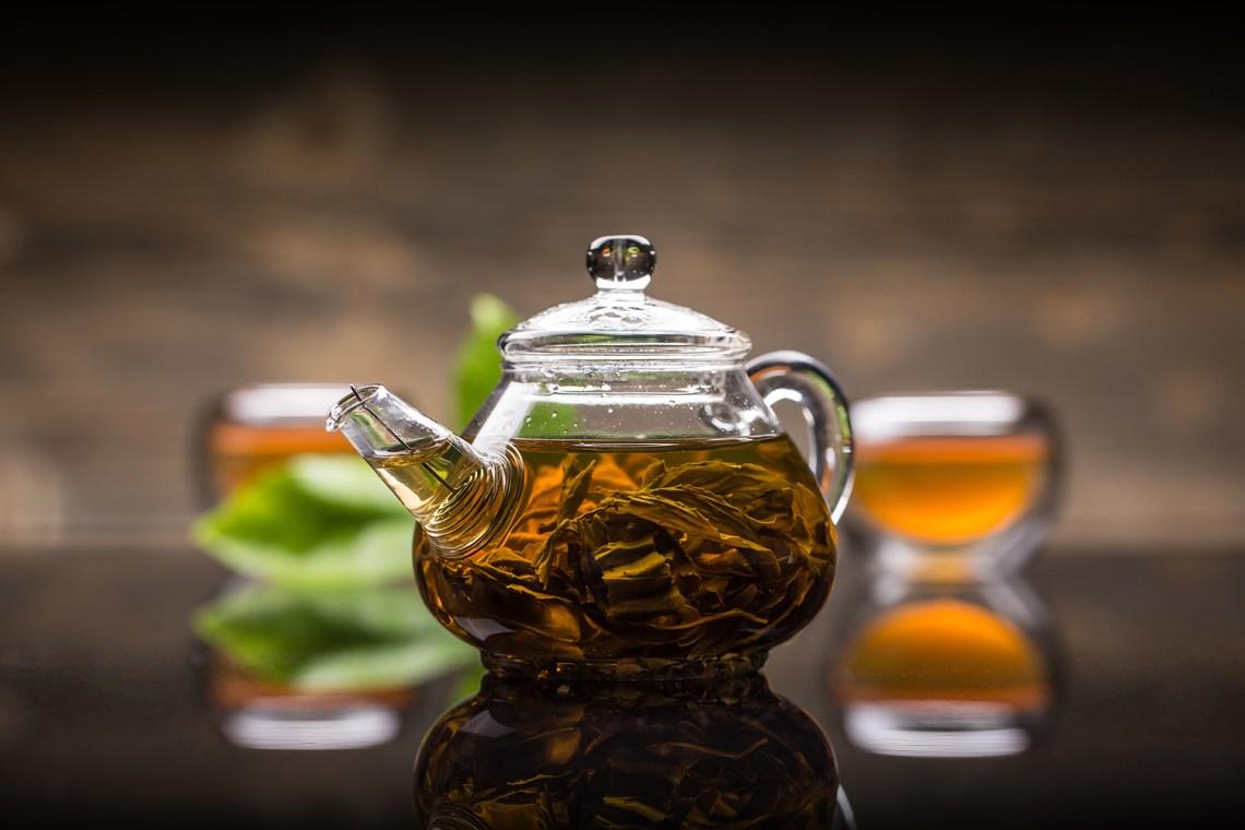 Japanese green tea in Denver
