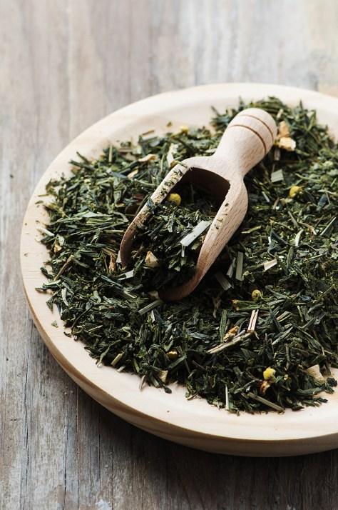 why Japanese People Drink Green Tea