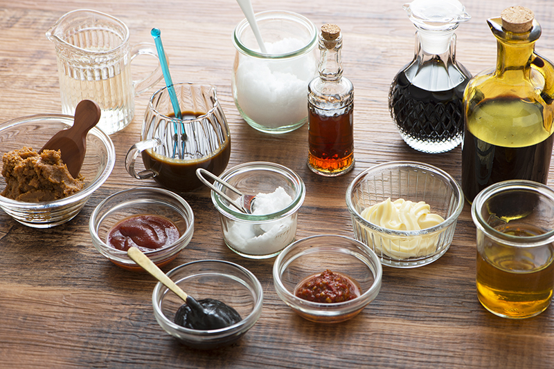 Japanese Sauces, Spices & Condiments