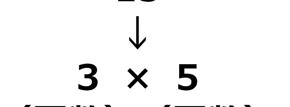 因数分解を味方につけろ!数学の因数分解とは何なのか?また、解く時のコツは?