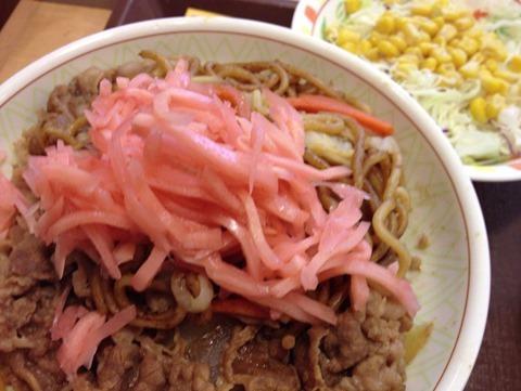 130412sukiya-yakisobagyudon09