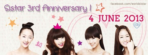 Facebook SISTAR's Fanclub - STAR1
