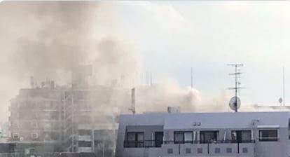 東向島ガス爆発