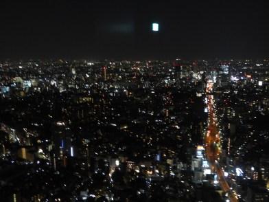 Tôkyô de nuit
