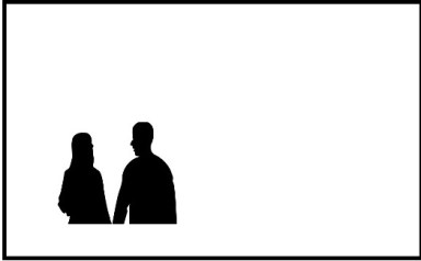 心理テスト水平線海とカップル
