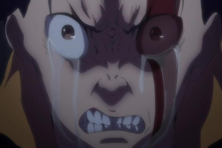 レムを殺され憤怒する スバル