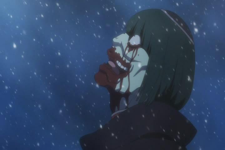 氷漬けにされる ペテルギウス
