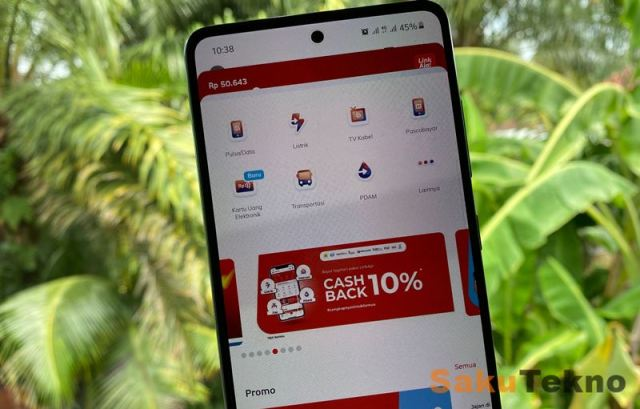 cara top up shopeepay lewat linkaja