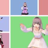 【着用画像あり】VRoidで使える配布衣装・テクスチャ20選その1【全部無料】