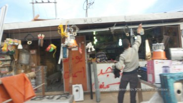Shops of all kinds are now open in Zaatari