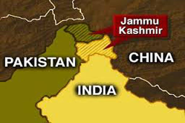 Kashmir - cover