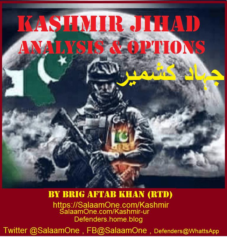 Kashmir Jihad - Analysis & Options - Salaam One سلام