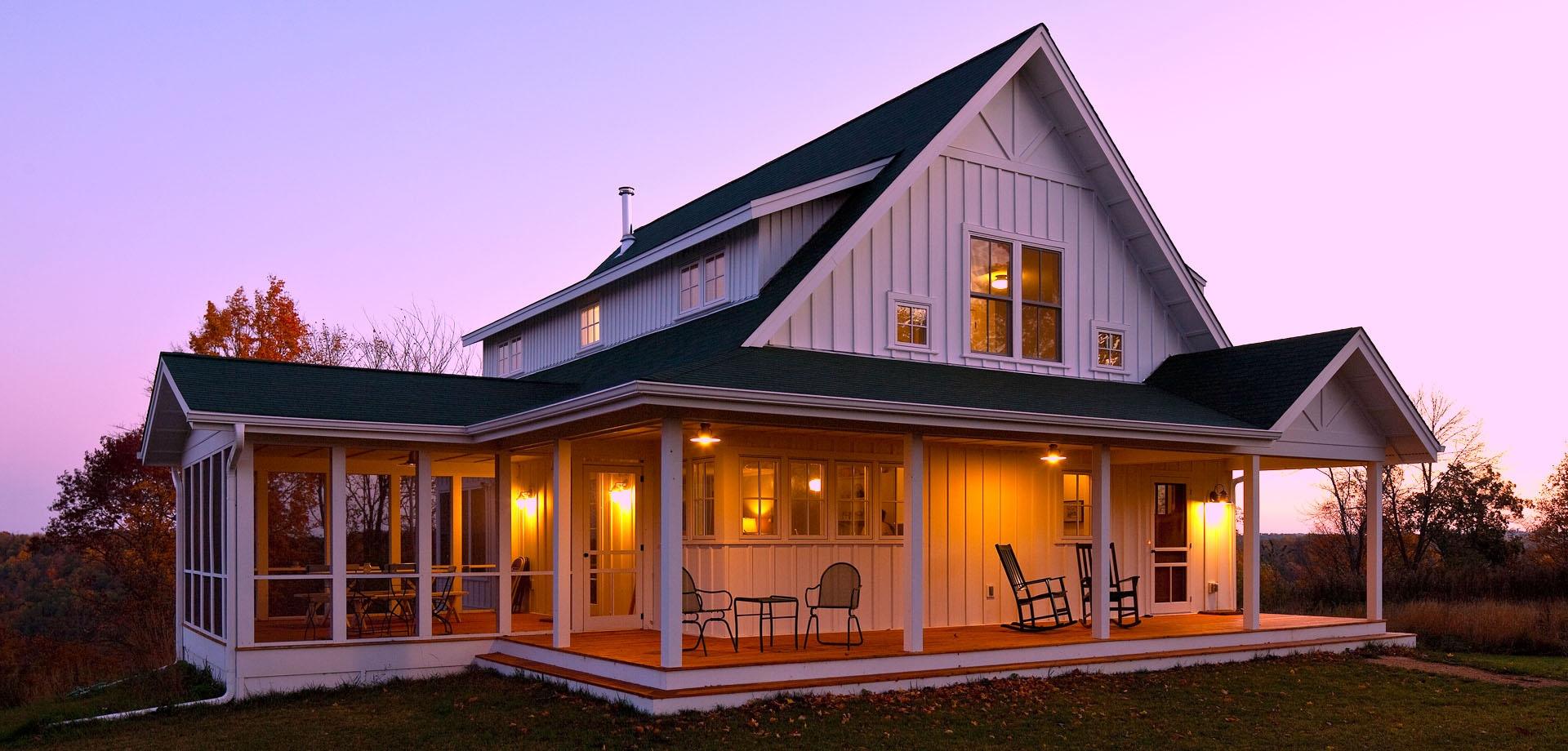Holly Ridge Farmhouse SALA Architects
