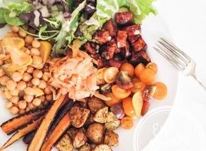 Meatless Monday: Nourishing vegan salad bo