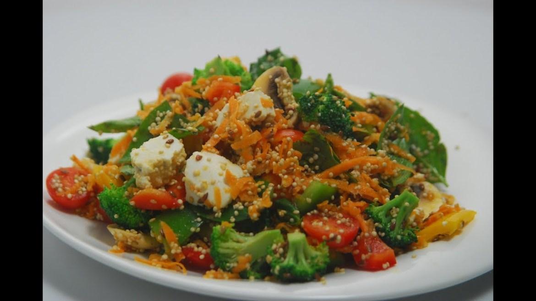 Power Packed Salad   Cooksmart   Sanjeev Kapoor Khazana