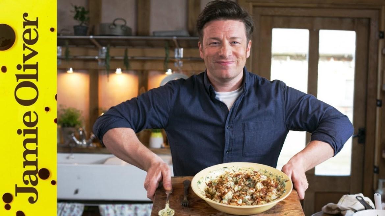 Perfect Potato Salad – 3 Ways | Jamie Oliver