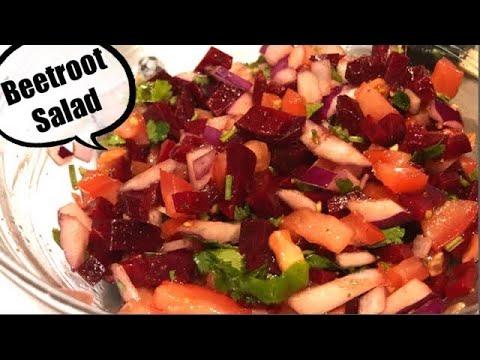 Beetroot Salad | Healthy salad recipe | onion salad | #Shorts youtube Shorts video e9