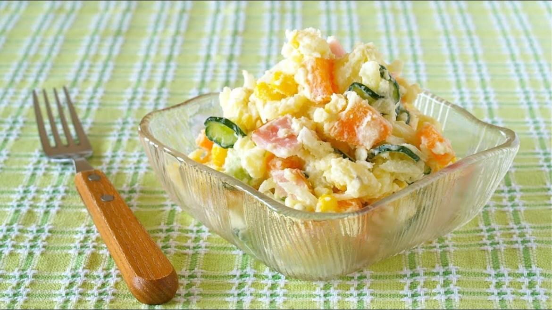 The Best Japanese Potato Salad (Recipe) | OCHIKERON | Create Eat Happy :)