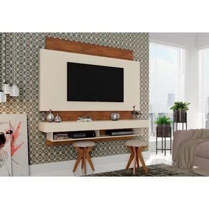 Painel para Tv - dicas preciosas para acertar na escolha e deixar sua sala funcional e moderna%