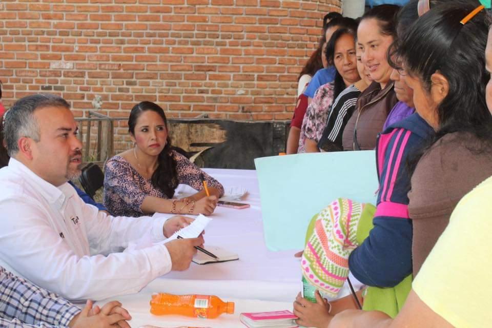 #PersonajeDel2018 Jesús Mora, los programas sociales de impacto en Tuxpan