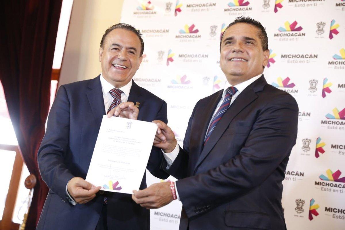 #RuidoEnLaRed Se va Pascual Sigala de la Secretaría de Gobierno