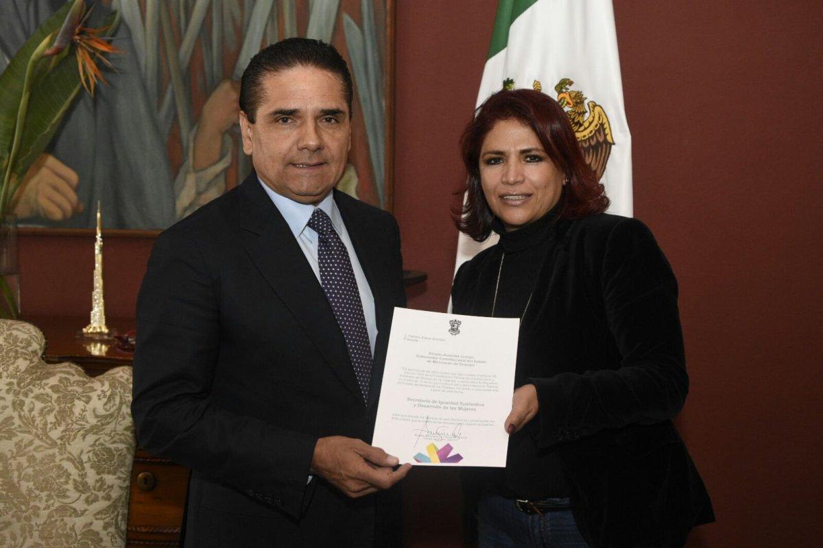 #RuidoEnLaRed La 4T premia el titubeo político de Fabiola Alanís
