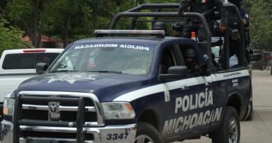 Mantiene SSP labores de seguridad en Ocampo y Angangueo