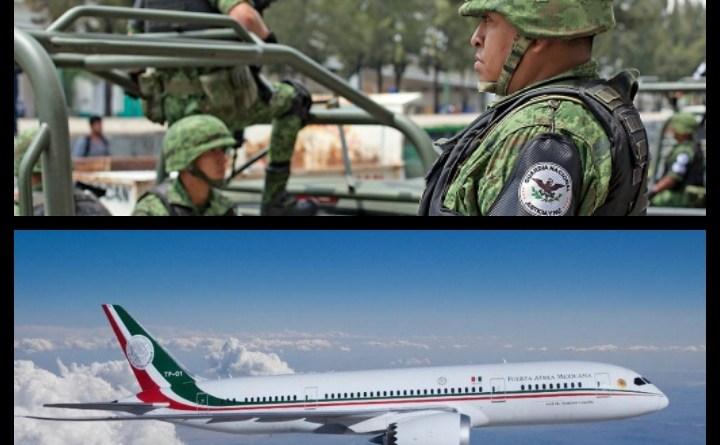 #RuidoEnLaRed Un avión para olvidar el fracaso en seguridad