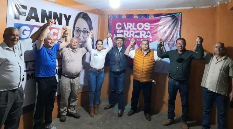 #RuidoEnLaRed Respaldan seis ex alcaldes de Queréndaro a Fanny García