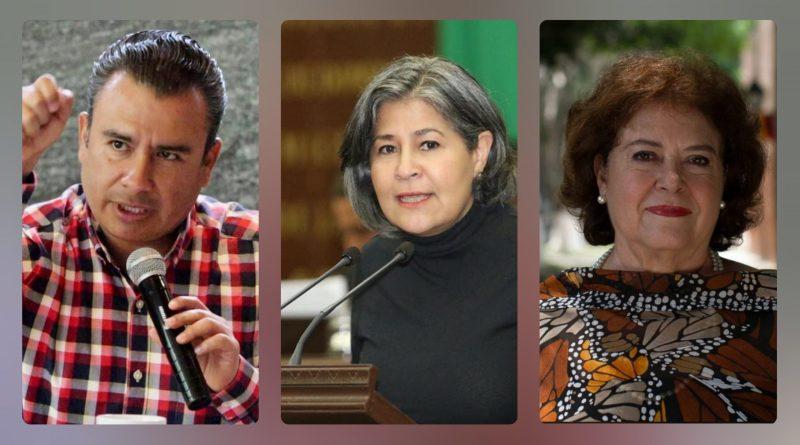 #RuidoEnLaRed Las cartas fuertes de Bedolla en el Congreso del Estado