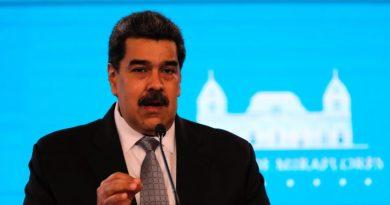 """EU no dona vacunas a Venezuela porque """"nos odian"""": Nicolás Maduro"""