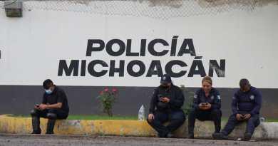 #RuidoEnLaRed La Policía Michoacán y sus conflictos internos