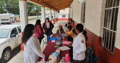 Garantiza Dirección de Salud Municipal atención médica entre la ciudadanía