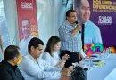 Permanecen aquí los perredistas de corazón, no de ocasión: Víctor Manríquez