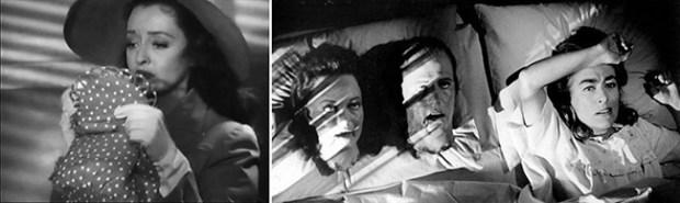 Beyond the Forest (KIng Vidor, 1949) | Strait-Jacket (William Castle, 1964)