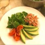Salmon Tartare Salad